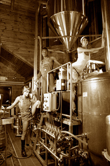 Brewery-Sepia